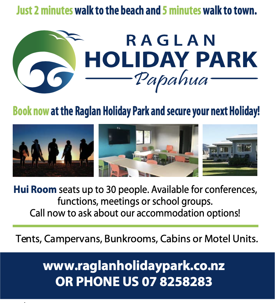 Raglan Holiday park