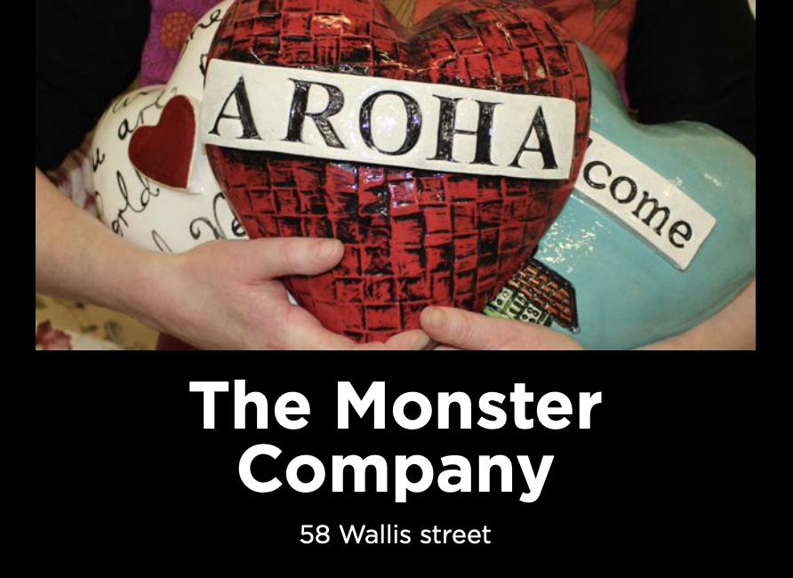The monster company Raglan