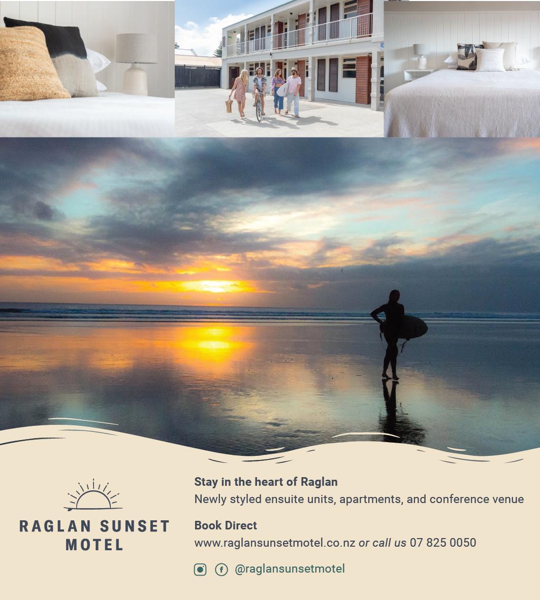 Sunset motel - latest ad