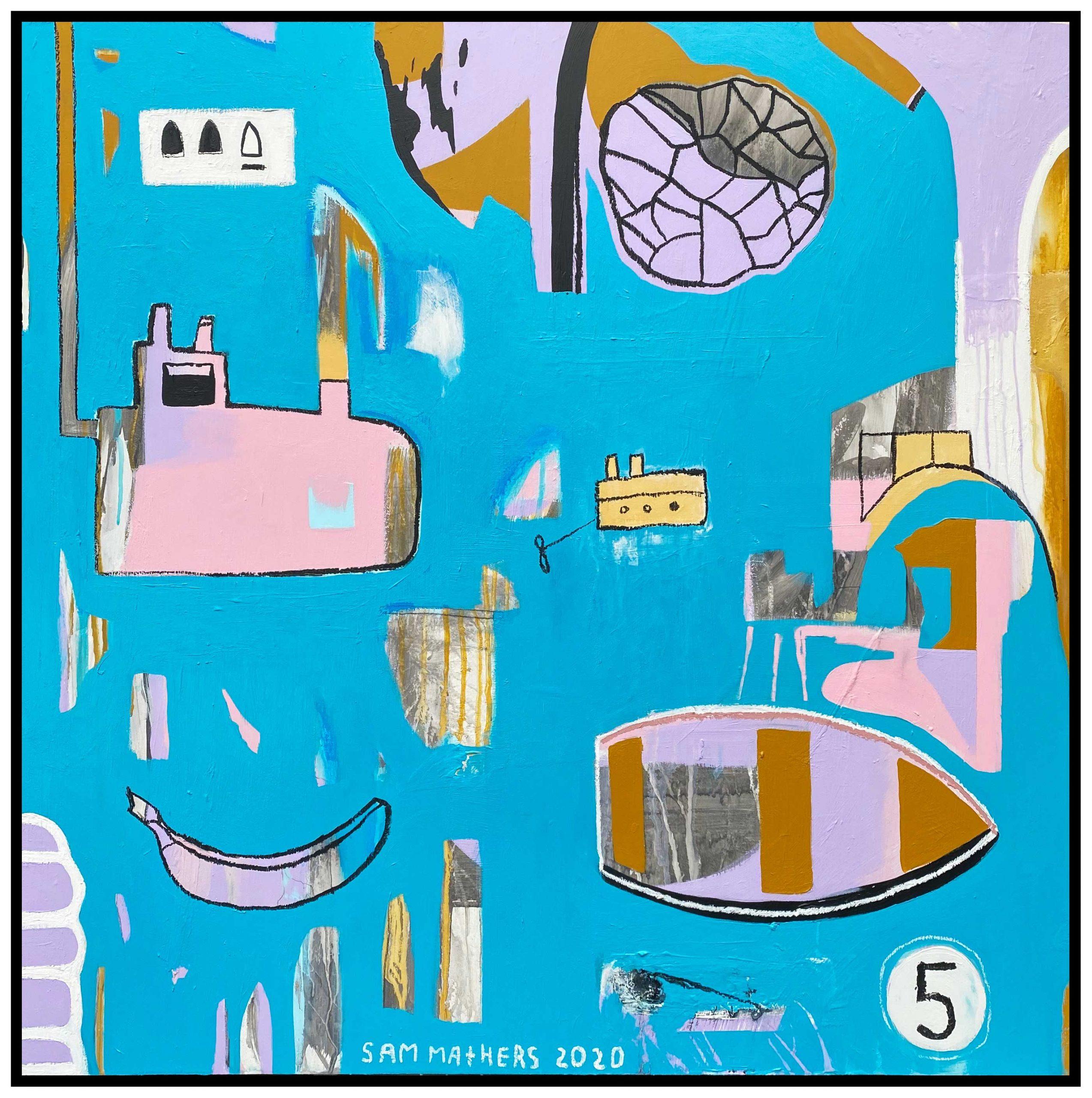 Sam Mathers banana-boats-and-alize-bleu-passion-sam-mathers