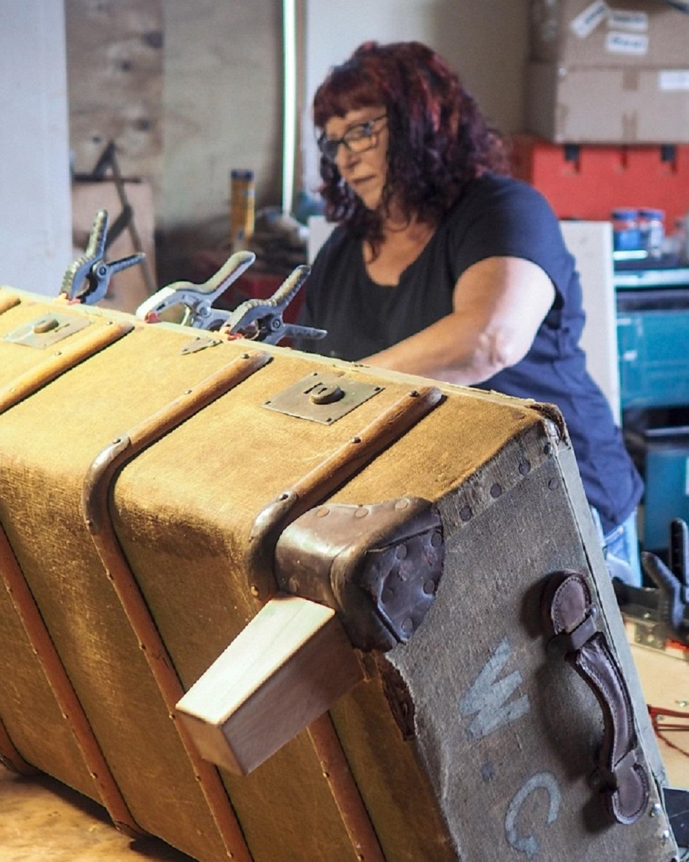 Wendy Lemmon artist workshop photo
